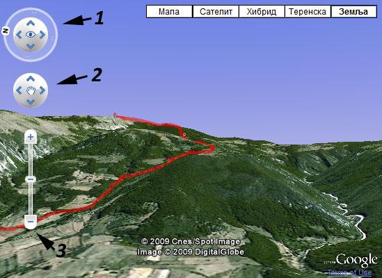 mapa srbije satelitski snimak Staze i bogaze | Šta sve može mapa? mapa srbije satelitski snimak