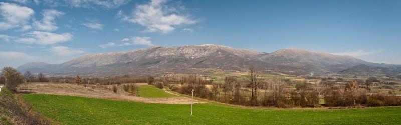 Greben Suve planine
