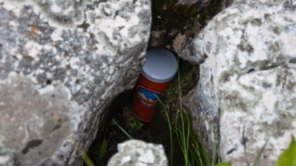 Geokeš na Vranju