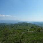 Pogled sa Pojane Tresnit ka jugu