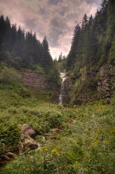 Prilaz Koprenskom vodopadu