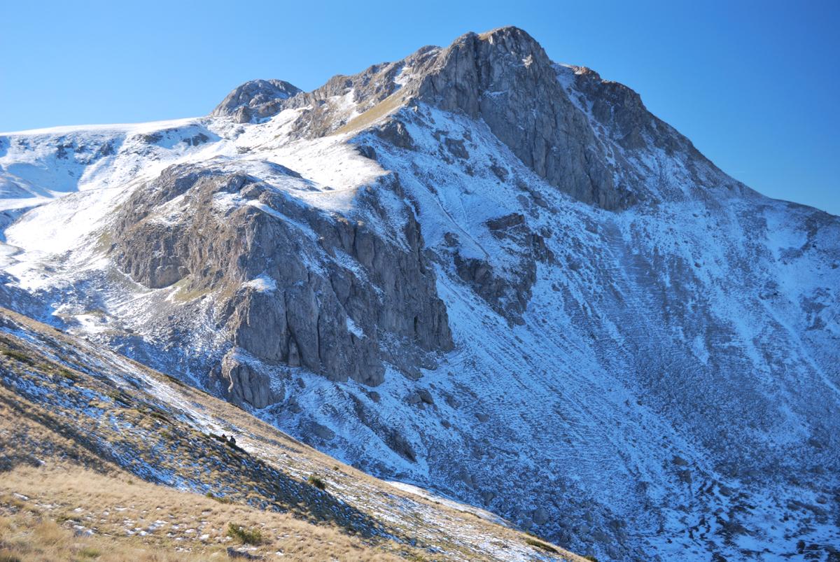 Bik Doruk (2270m)