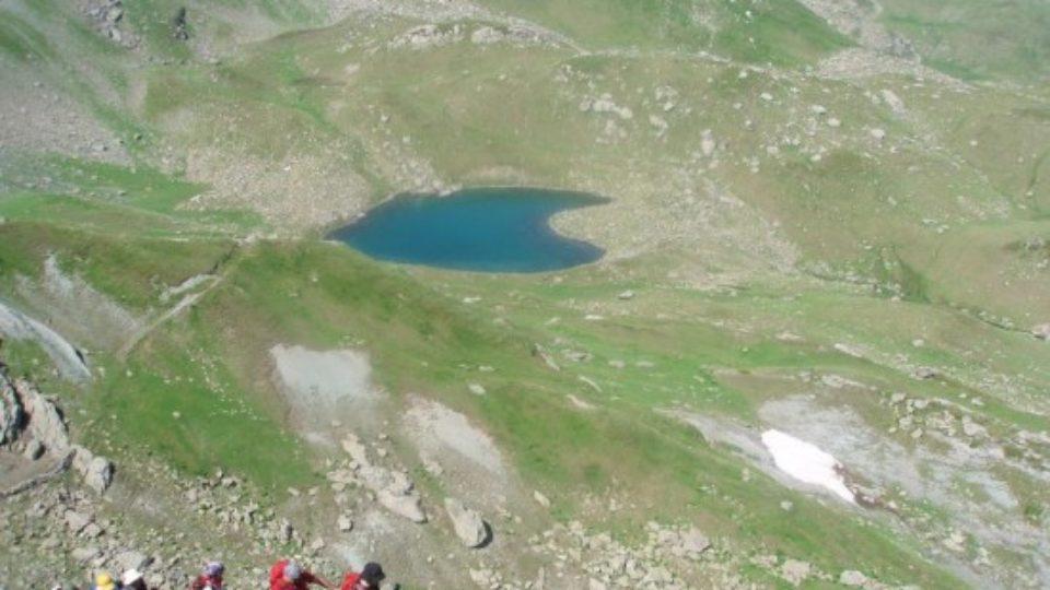 Ostavljamo jezera i nastavljamo ka vrhu