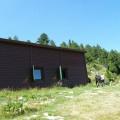 Novosagrađeni paninarski dom na Gropama