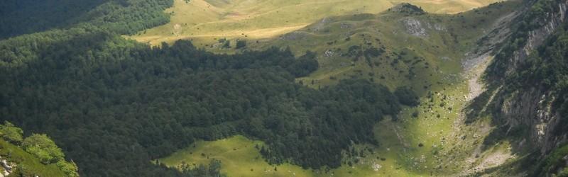 Zelengora (BiH) – Vrhovi Orlovac (1962 m) i Videž (1864 m)