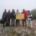 Kopljača (1345) - vrh Široke planine