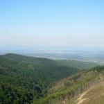 Pogled na dolinu Morave