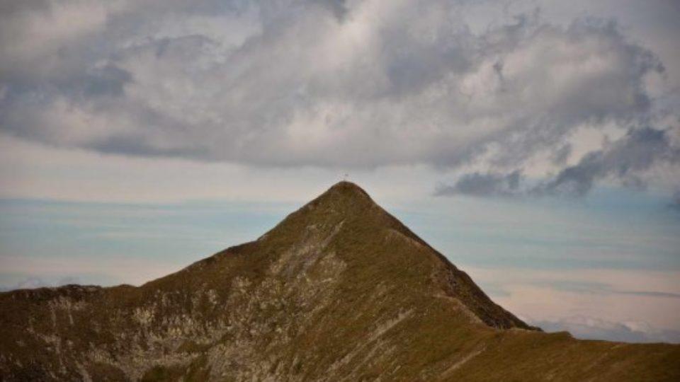Moldoveanu, najviši vrh Rumunije