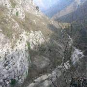 Pogled na kanjon Bijele