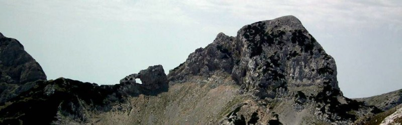Mostarska Bijela- Lupoglav 2102 m/nm-Prenj  (11 km)