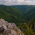 Pogled sa Sokolovice ka Brnjici