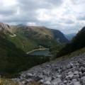 Iznad velikog Stabanskog jezera
