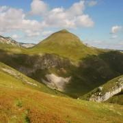 Vrh Stog (1821 m.n.v.)
