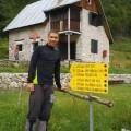 Planinarski dom ,,Branko Kotlajic,, u Grbaji