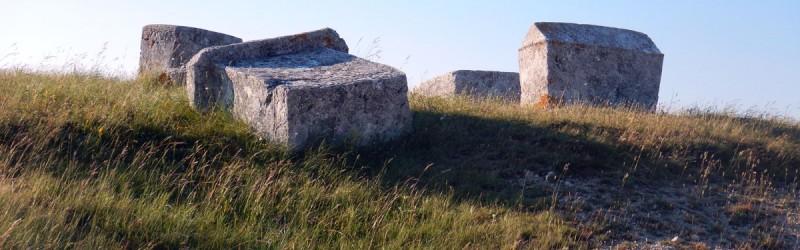 Svatovsko groblje (Morine)-Zimomor, Crvanj